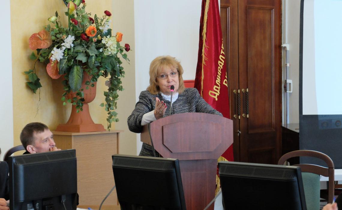 Конференция районного комитета 19 марта