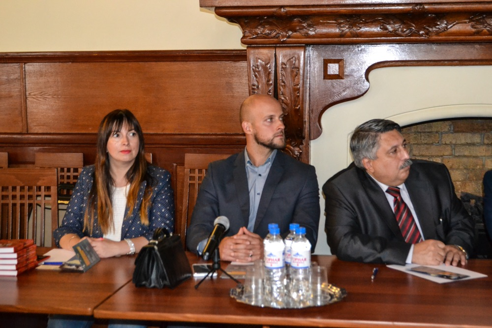 В Торгово-Промышленной палате Санкт-Петербурга состоялась конференция, посвящённая теме «Красного Туризма» в России и Китае