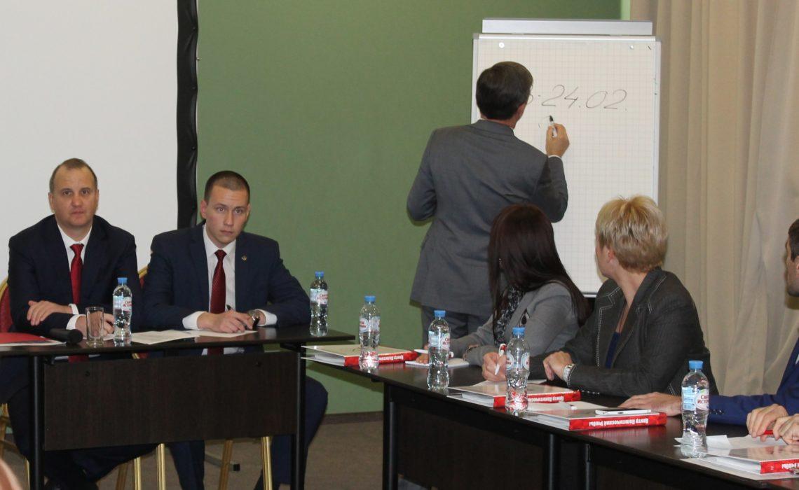 В учебном центре ЦК КПРФ Новиков Д.Г. открыл занятия для идеологов и пропагандистов