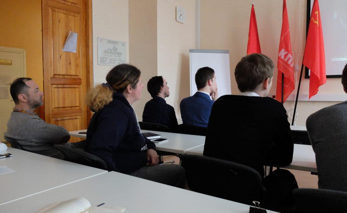 Состоялось седьмое занятие Школы наблюдателя