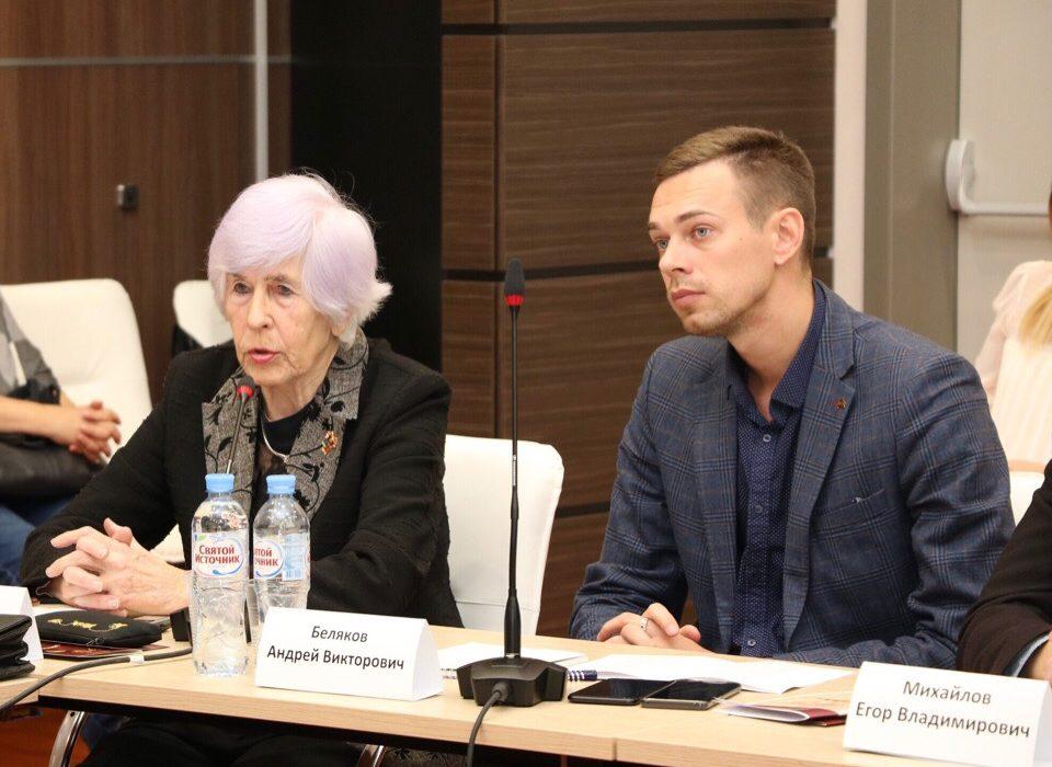 Комсомол: прошлое, настоящее, будущее