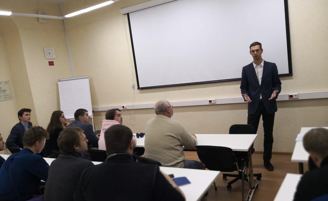 В Адмиралтейском районе начала работать Школа муниципального депутата