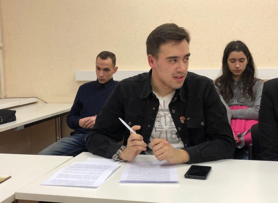 Студенты и учащиеся Санкт-Петербурга обсудили проблемы российской системы образования и профсоюзного движения